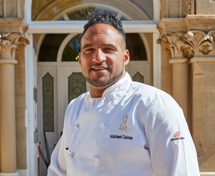 Michael Caines Chalk Ward Marketing Agency